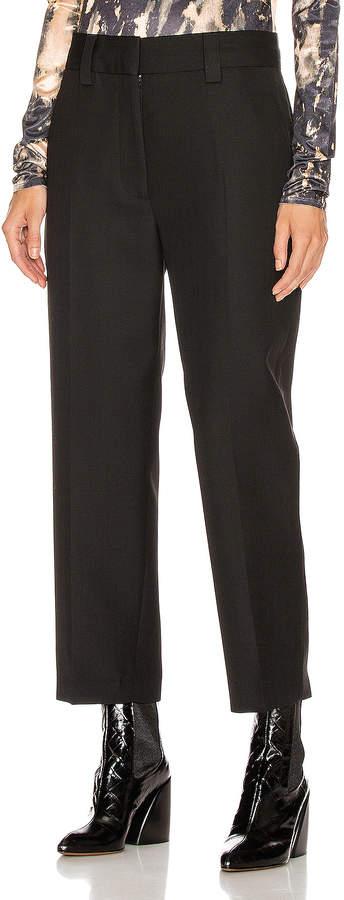 Acne Studios Suiting Trouser in Black | FWRD