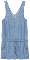 Rails Soft Casual Denim Romper