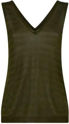 Ted Baker Leysini Knitted Sleeveless Top