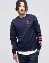 Billionaire Boys Club Sweatshirt With Badges