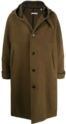 Our Legacy Hooded Duffel Coat
