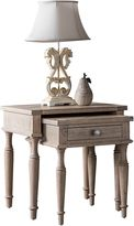 Gallery Home Nesting Tables Mustique Side Table (Set of 2)