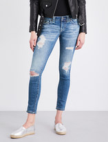 True Religion Casey skinny low-rise jeans