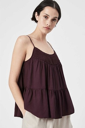 Witchery Shirred Detail Camisole