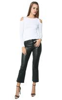 J Brand Selena Leather