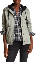 Democracy Embellished Twill Jacket