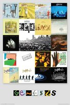 NMR Poster - Genesis - Albums Wall Art Licensed Gifts Toys 241234