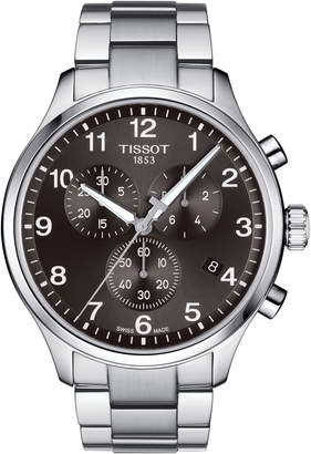 Tissot Chrono XL Collection Chronograph Bracelet Watch, 45mm