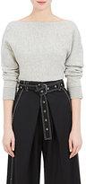 Proenza Schouler Women's Double-Faced Stretch-Cashmere Sweater