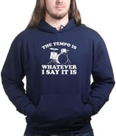 Customised Perfection Drummer Drums Tempo Bass Cymbals Drum stick Hoodie M
