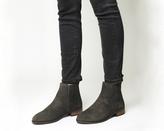 Office Ashton Flat Chelsea Boots
