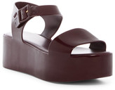 MELISSA FOOTWEAR Mar Flatform Jelly Sandal