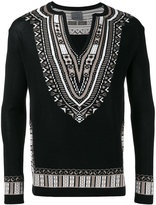 Laneus hippy knit top - men - Cotton/Viscose - 52