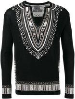 Laneus hippy knit top