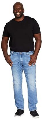 Johnny Bigg Big Tall Gabe Slim Jeans (Sky) Men's Jeans