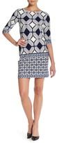 Taylor Jersey Shift Dress (Petite)