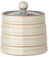 Denby NEW Heritage Terrace Covered Sugar Bowl