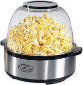 Nostalgia Electrics Nostalgia SP660SS Stainless Steel Stir-Pop 6-QuartPopcorn Maker