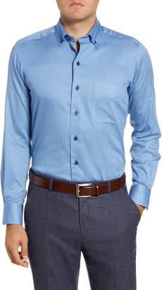 David Donahue Regular Fit Button-Down Shirt