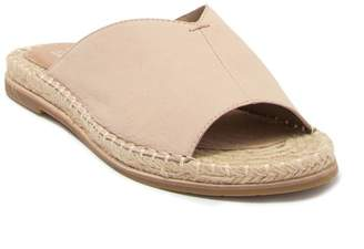 Eileen Fisher Milly Espadrille Slide Sandal