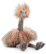 Jellycat Big Odette Ostrich Stuffed Animal, Beige