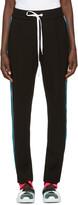 Kenzo Black Stripe Track Pants