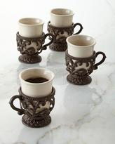 GG Collection G G Collection Four 8-oz. Mugs