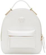 Versace White Mini Medusa Backpack