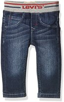 Levi's Baby Boys' NI22004 Jeans,0-3 Months