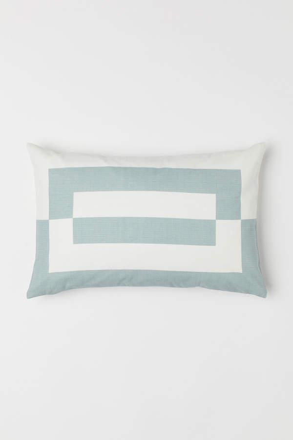H&M Cotton Cushion Cover