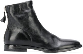 Moma Nottingham ankle boots