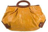 Marni Leather Balloon Bag