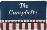 Personal Creations Personalized Stars and Stripes Doormat