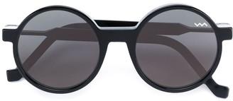 Va Va Round Shaped Sunglasses