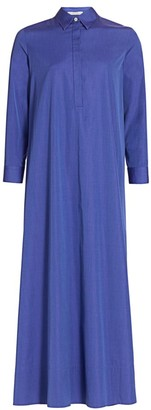 The Row Tanita Maxi Shirtdress