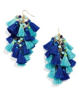 BaubleBar Rosalita Tassel Earrings
