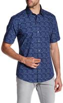 Zachary Prell Landis Short Sleeve Printed Shirt