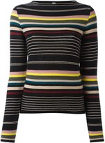 Antonio Marras striped sweater