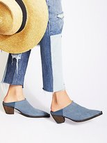 Canvas Wild Things Mule by FP Collection at Free People