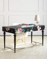 Cynthia Rowley for Hooker Furniture Fleur de Glee Writing Desk