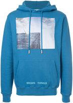 Off-White Sea hoodie