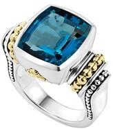 Lagos Women's 'Caviar Color' Medium Semiprecious Stone Ring