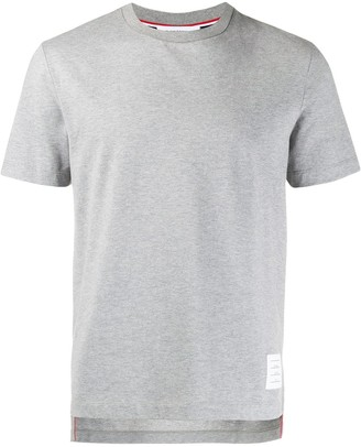 Thom Browne tennis ball detail T-shirt
