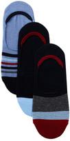 Nordstrom Fancy Sock Liners - Pack of 3