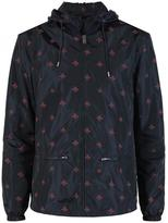 Gucci wasp print windbreaker jacket - men - Polyimide - 50
