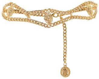 Alessandra Rich Chain belt