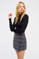 Womens TESSA PLAID MINI