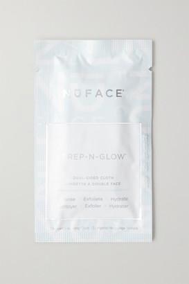 NuFace Prep-n-glow Cleansing Cloths X 20