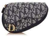 Christian Dior Pre-owned: Saddle Pouch.