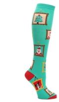 Sock It To Me Holiday Photos Womens Knee Socks